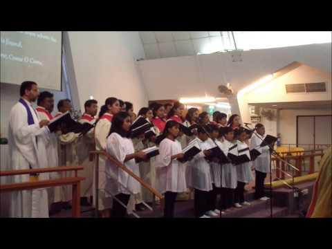 CSI CHURCH SINGAPORE CAROL SERVICE 2016