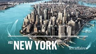 Le luxe d'habiter en centre-ville: petit tour du monde