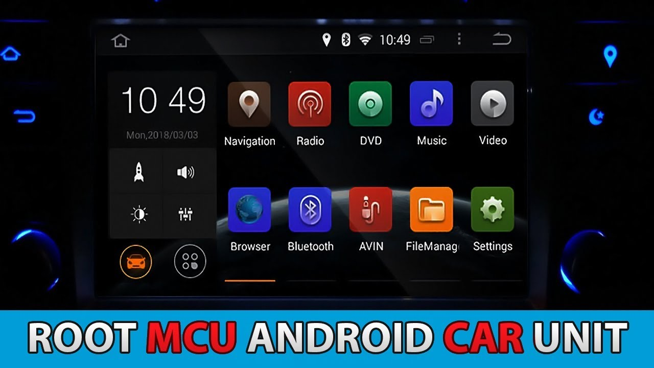 How to Root MCU - MTCB-HZC RK3188 - Android 4 4 4 ( Car Head Unit )