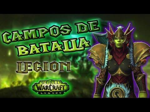 World of Warcraft | CAZADOR BESTIAS- Ha sido INCREÍBLE - PvP Campos de Batalla | LEGION