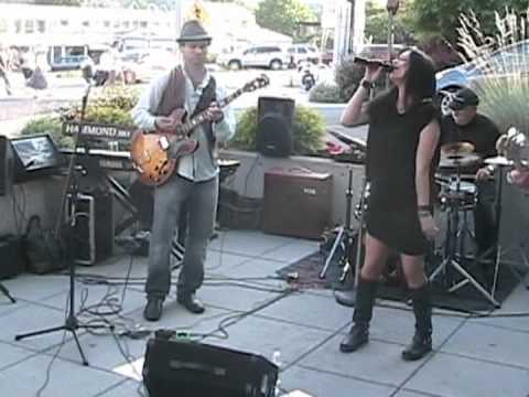 The Julie Duke Band at The Island Gallery
