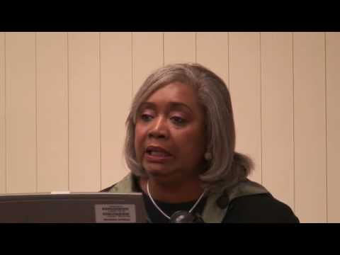 Africana Studies: Rehearsal For Freedom - Dr. Darlene Clark Hine Ph.D.