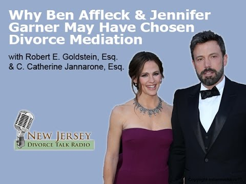 Why Ben Affleck and Jennifer Garner May Have Chosen Divorce Mediation