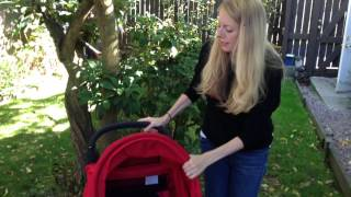 Mother of Style Review of Britax B-Agile Stroller Accessories