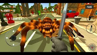 Spider Hunter Amazing City 3D Android Gameplay #29