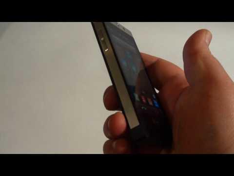 Внешний вид LG GD880 Mini
