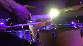 """No Longer Slaves""- Jonathan David & Melissa Helser/Bethel Drum Cover (ONE DRUMMER)- Reggie Robinson"
