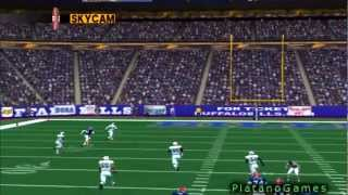 NFL 2012 TNF Week 11 - Miami Dolphins (4-5) vs Buffalo Bills (3-6) - Overtime - NFL 2K5 - HD