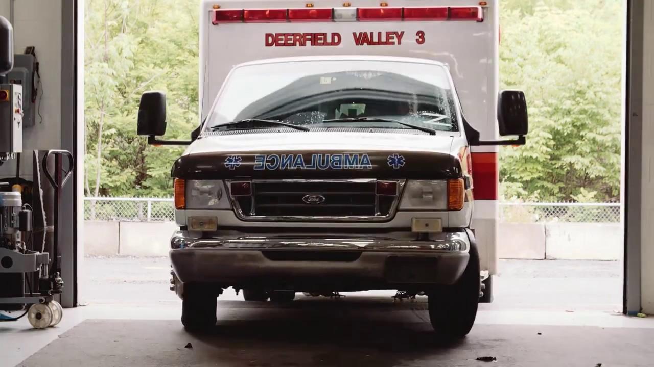 Ambulance Remount & Ambulance Refurbishing – REV Solutions