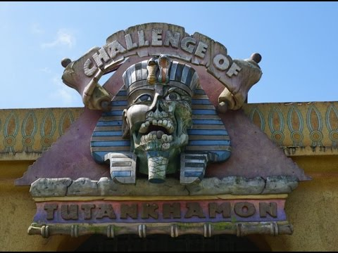 Challenge of Tutankhamon   Walibi Belgium