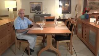 Dining Table Width