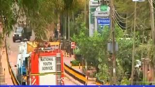 Из-под завалов торгового центра в Найроби извлекли 9 тел