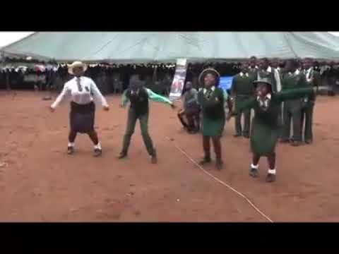 Hebron High-school Zimbabwe,  ZCC Dance
