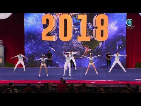 Legacy Cheerleading - Legacy Legends (Canada) [2018 International Open Small Coed Level 6 Semis]