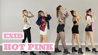 EXID (이엑스아이디) - 'HOT PINK (핫핑크)' Dance Cover by AICR…