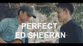 Video Ed Sheeran - Perfect | Cover by JB download MP3, 3GP, MP4, WEBM, AVI, FLV Januari 2018