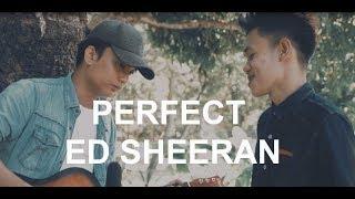 Video Ed Sheeran - Perfect | Cover by JB download MP3, 3GP, MP4, WEBM, AVI, FLV Maret 2018