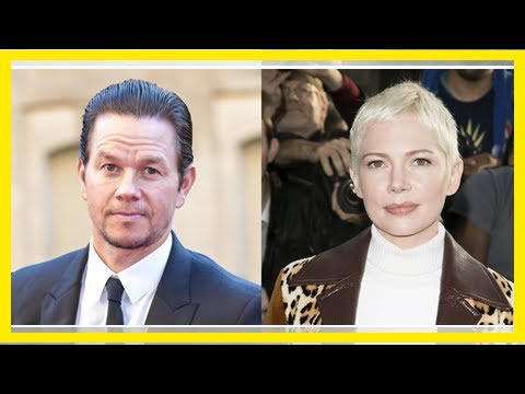 Michelle Williams meet with Mark Wahlberg $1.5 million ' total salary ' financed amount