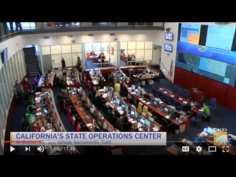 OES In-Depth: California Emergency Managers Respond to Wet Winter Storms & Flooding