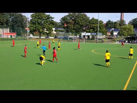 Sportfreunde 01 Dresden-Nord - Post SV Dresden 1:5 (2. Halbzeit)