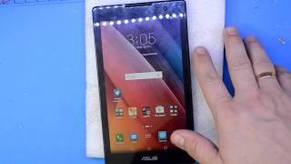 Asus ZenPad Z170CG (P01Y) не включается