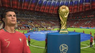PARTIDAZO DE LA FINAL DE RUSIA 2018 - FIFA 18 WORLD CUP