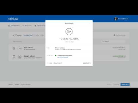 How to Transfer Bitcoin from Coinbase to Poloniex