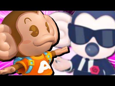Super Monkey Ball: Banana Blitz HD (featuring Sonic The Hedgehog)
