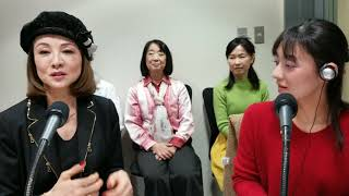 夏樹陽子さんB 2017.12.4 かわさきFM 夏樹陽子 検索動画 17