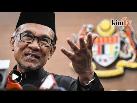 Pemilihan PKR: Anwar gesa pimpinan tak berpihak
