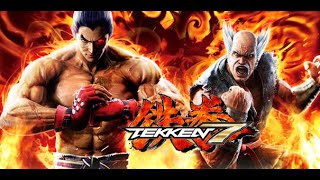 Tekken 7 tráiler gameplay - E3 2016