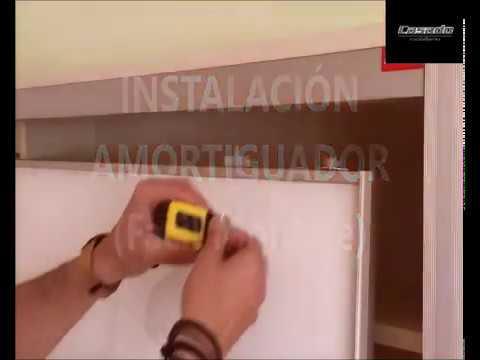 Como instalar freno en puerta corredera youtube - Como poner puertas correderas ...