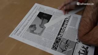 InFranken bittet zum Diktat: Korrekturlesen in der Redaktion(Video:Ronald Rinklef Schnitt:Ronald Rinklef inFranken.de: http://www.infranken.de/ inFranken.de via WhatsApp: http://www.infranken.de/whatsapp/ ..., 2016-06-23T08:52:36.000Z)