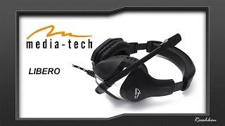 Media-Tech Libero - Wygodne słuchawki za 4 dyszki