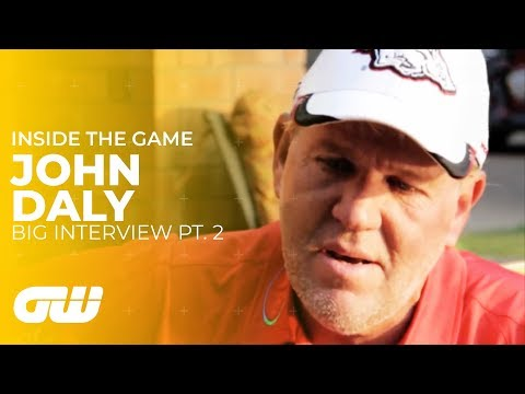 GW Big Interview: John Daly - Part 2
