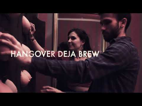 Video of Hangover Deja Brew Escape Room Game For Two