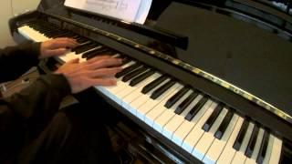 'The Front Hall', from Resident Evil 2, for Piano Solo