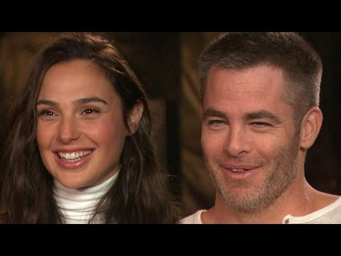 Chris Pine and Gal Gadot Reveal the Secret to Their
