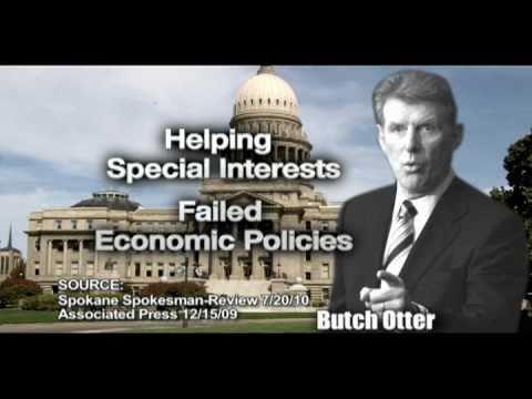 Keith Allred: Idaho's Economy