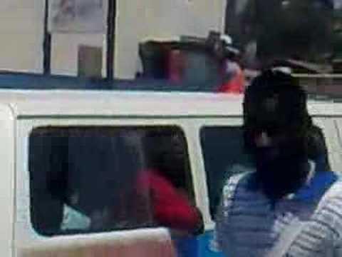 Policia de Transito em Angola