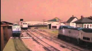 HO Southern California Metrolinks aka SCAX