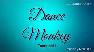 DANCE MONKEY - TONES AND I (LYRICS)