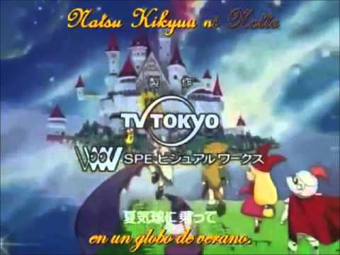 Popolocrois (Opening & Ending)