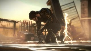 The First 15 Minutes of Deus Ex: Mankind Divided