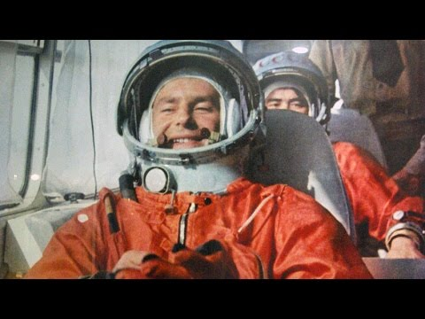 Vostok-2 Launches Gherman Titov - The Youngest Person In Space