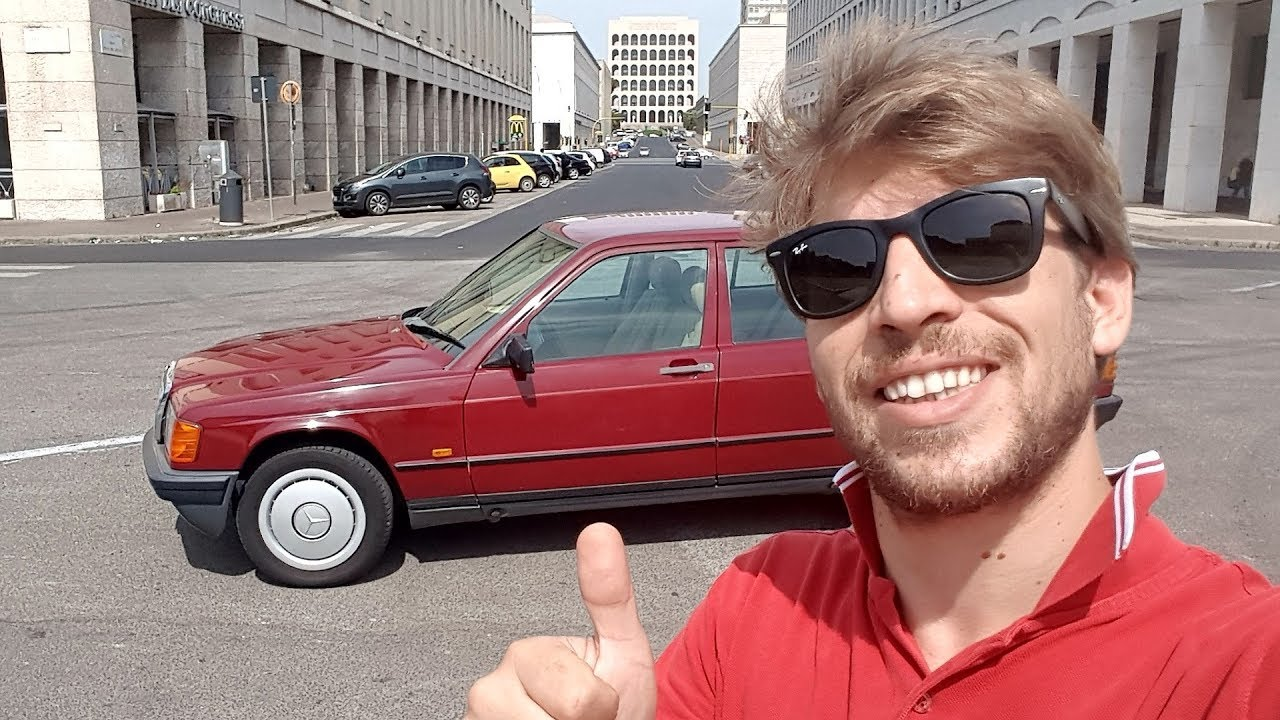How to buy a Classic Car - Mercedes-Benz 190E - YouTube