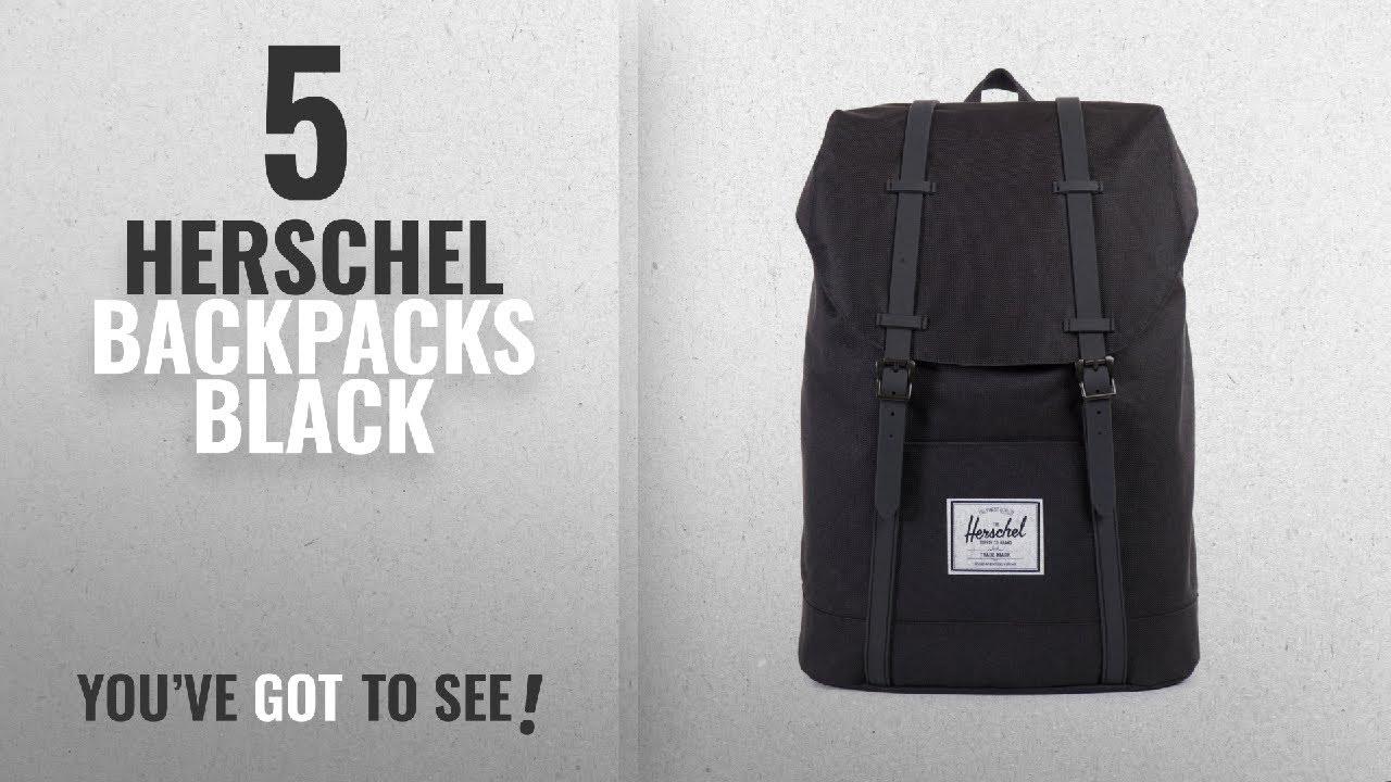 9eeb5847e29 Herschel Backpacks Black  2018 Best Sellers   Herschel Supply Co ...