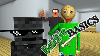 Monster School BALDI S BASICS CHALLENGE Minecraft Animation
