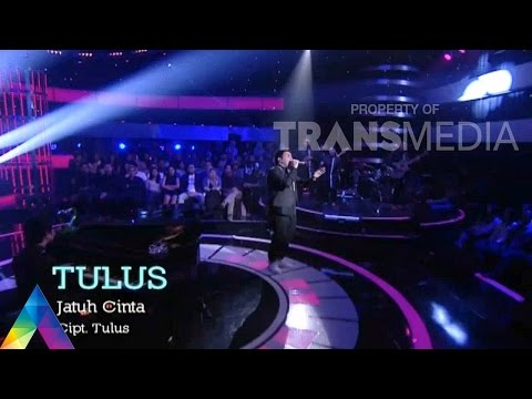 Tulus - Jatuh Cinta #tulustranstv [MERDU UNTUKMU] TRANSTV