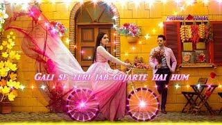 💛Gali Se Teri 💚Jab Gujarte Hai Hum ❤❤ Beautiful Lyrics WhatsApp Status 💛,,,,, Raikwar